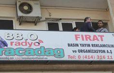 Police Raid on Radio Karacadağ on Claims of 'Defaming President'
