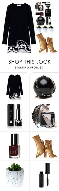 """Untitled #125"" by emelie-mely on Polyvore featuring Emilio Pucci, Marc Jacobs, Avon, Bobbi Brown Cosmetics and Gianvito Rossi"