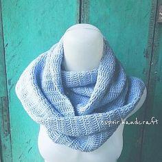 NEW COLLECTION Infinity Blue ocean Material : SCB Circle : 145 cm Lebar : 25 cm  IDR : 245.000  bahan tebal ya dear dan ga bikin gatel... Yg minat lgsg kontak di bio  #crochet #crocheting #crochetshawl #shawl #syal #syalrajut #syalmusimdingin #rajutan #scarf #syalrajuthandmade #handmade #handcraft #craft #crafter #musimdingin #perlengkapanmusimdingin #salju #hijabbackpacker #hijabtraveller #luarnegeri #jalanjalanluarnegeri #espoirhandcraft by espoir.handcraft