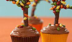 cute fall cupcakes