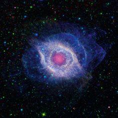Der Helix-Nebel im Sternbild Aquarius (Wassermann) | 12 unglaubliche Weltraum-Fotos, bei denen Du Dich sehr klein fühlst