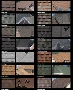 How to Choose Roof Shingle Color for orange brick - Bing images
