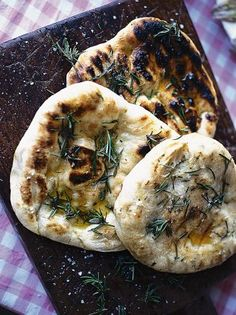 Rosemary Flat bread | Bread Recipes | Jamie Oliver Recipes