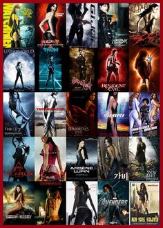 15 Common Movie Poster Themes