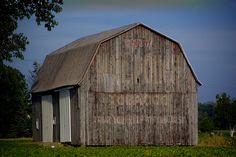 A Different Mail Pouch Barn