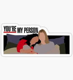 Greys Anatomy stickers featuring millions of original designs created by independent artists. Greys Anatomy Derek, Greys Anatomy Logo, Greys Anatomy Episodes, Grey Anatomy Quotes, Grey's Anatomy, Tumblr Stickers, Cute Stickers, Grey Quotes, Youre My Person