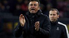 Barca Bantai Valencia 7-0, Luis Enrique: Pemain Pantas Merayakannya