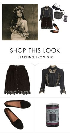 """""""Blood roses, blood roses"""" by waterflower ❤ liked on Polyvore featuring River Island, Vintage Collection and Eres"""