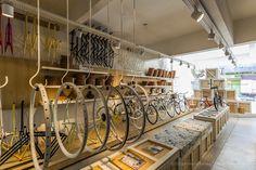 Monochrome Bikes / Nidolab