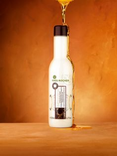 New Oriental Shower Milk! With the relaxing powers of Organic Orange Blossom Essential Oil!
