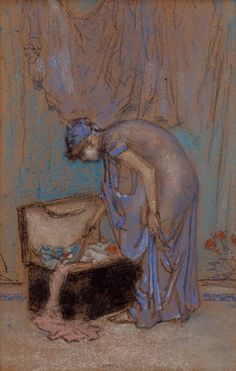 The Violet Note, James McNeill Whistler