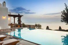Mykonos Villa Aphrodite in dandy Agios Lazaros - HomeTality Barbecue Garden, Mykonos Villas, Mega Mansions, Yoga Retreat, French Riviera, Luxury Villa, Aphrodite, Luxury Travel, Santorini