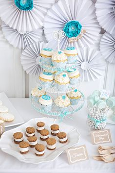 Lace and Pearls Bridal/Wedding Shower Party Ideas | Catch My Party