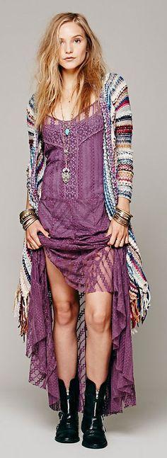 New Style Outfits Boho Bohemia Ideas Boho Gypsy, Bohemian Mode, Bohemian Style, Boho Chic, Hippie Style, Mode Hippie, Gypsy Style, My Style, Hipster Outfits