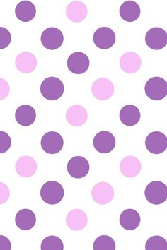 Polka Dot IPhone Wallpaper Purple AND Pink Are AWESOME 3