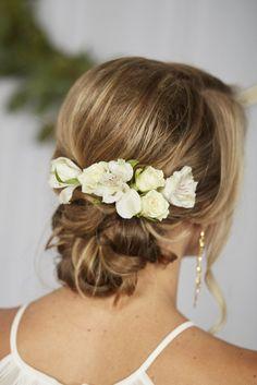Hair Flowers - Vivianne