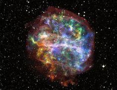 Supernova G292.0+1.8