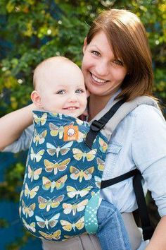 Baby Carrier, Tula, Tula Australia, Tula Baby Carrier, Ahoi, Knots,