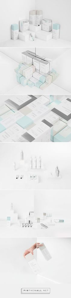Boine Clinic beauty packaging designed by Sabbath Candle Packaging, Cool Packaging, Paper Packaging, Cosmetic Packaging, Beauty Packaging, Brand Packaging, Packaging Design, Branding Design, Packaging Inspiration