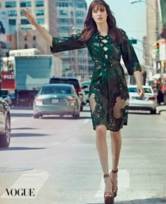 """""""Urban Adventure"""" Diana Moldovan by An Le for Vogue Taiwan 2015"""