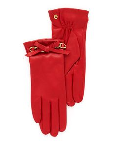 Michael kors in red and in black!