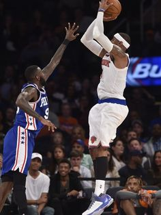 After worst season, rebuilt Knicks look to win now