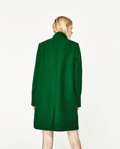 Image 6 of MASCULINE COAT from Zara