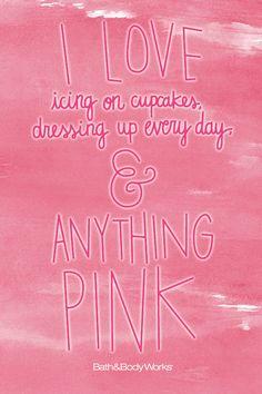 Living the pink life. #PinkChiffon