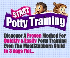 potty train in 3 days -  Discover a proven method for quickly & Easily Potty training even the most stubborn child in 3 days flat...