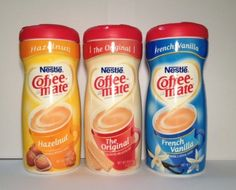 Coffeemate Variety Pack  Original Hazelnut  French Vanilla  15 Oz Ea ** This is an Amazon Associate's Pin. To view further for this item, visit this Amazon Affiliate link. Pour Over Coffee, French Vanilla, Simple Way, Gourmet Recipes, The Originals, Ea, Amazon, Food, Detail