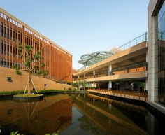 taihu new town primary school by minax in china