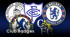 Chelsea Football Club logos throughout its history Chelsea Fc, Chelsea Football, Football Team, Chelsea Wallpapers, Badge Icon, Blue Flag, Best Club, Stamford Bridge, Fulham
