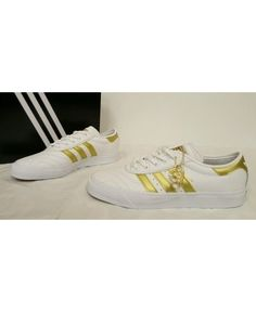 5fd85f9dbe70 Adidas ADI EASE Away Day Premiere White Gold Brand New white New Arrival  £55.89