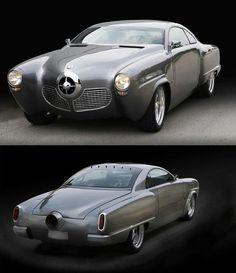 Studebaker super clean custom
