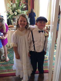 Abby Lane is a beautiful flower girl in her Mela Wilson Heirloom dress. Email at mela.wilson2@comcast.net