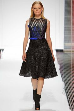 Christian Dior, pre-spring/summer 2015 fashion collection
