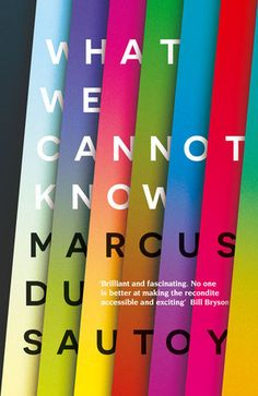 what we cannot know book - Google Search