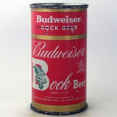 Old Budweiser Can.