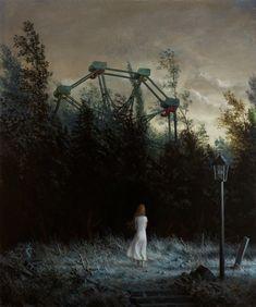 The Garden by Aron Wiesenfeld