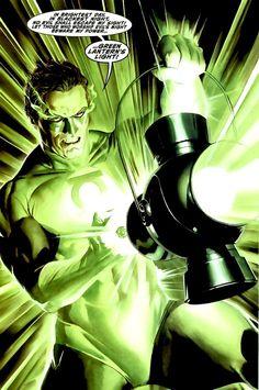 Green Lantern - Hal Jordan
