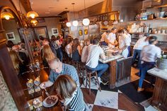 """In the age of fast casual """"concepts"""" and massive dining rooms, small restaurants are under more pressure than ever. Find out how the best are surviving."""