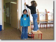 Körpergröße erhöhen - das möchte jedes Kind.