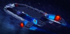 Hammer deflector by DonMeiklejohn on DeviantArt Star Trek Rpg, Star Wars, Star Trek Ships, United Federation Of Planets, Star Trek Online, Starfleet Ships, Starship Concept, Spaceship Art, Sci Fi Ships
