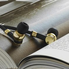 """The ME05 Earphones are WIRED Magazine's top pick for 2015 """"because they offer excellent audio in a compact and innovative design."""""""