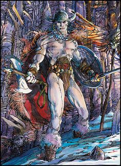 Barry Windsor Smith