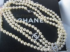 Chanel, chanel, chanel...Pearls, and more pearls. Every woman should have pearls! I received my first strand at 16.