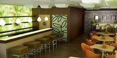 Photorealistic from a 3 D, Conference Room, Divider, Interior Design, Studio, Table, Furniture, Home Decor, Design Interiors