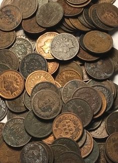 200 Grams of unsorted loose circulated World Coins