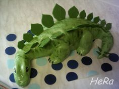 beruna7 | dinosaurus - postup výroby – rajce.net