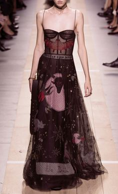 I am gonna fucking dieeeeeeeee Christian Dior Spring 2017. Paris Fashion Week.